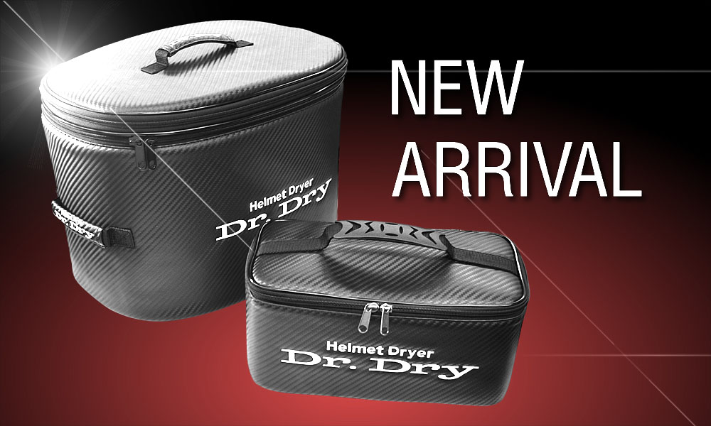 Dr.Dry NEW ARRIVAL Helmet case & Dryer case